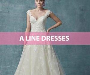 Sheath silhouette. Soft A-line BT14-21 Wedding Dress /& Cape Size 12 Column